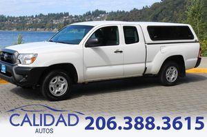 2015 Toyota Tacoma for Sale in Burien, WA