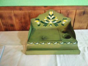 Vintage metal stationary for Sale in Brainerd, MN