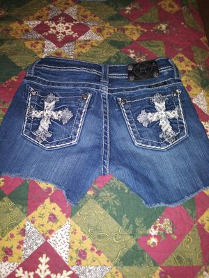 """""""Miss Me, Denim Cutoffs for Sale in Indianapolis, IN"""