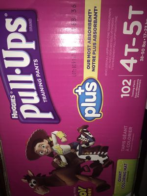 Huggies pull ups training pants for Sale in Queens, NY