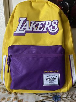 Lakers Hershel Backpack City Edition for Sale in Long Beach,  CA