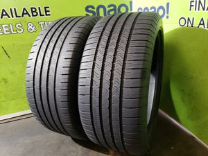 Two 285/40/20 GOODYEAR EAGLE SPORT ALL SEASON, 100 DAY WARRANTY, FREE MOUNT AND BALANCE!! for Sale in Tampa, FL