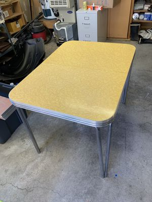 Retro Formica diner style table for Sale in Seattle, WA