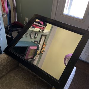 Mirror (black) for Sale in Stony Brook, NY