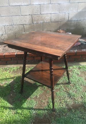 Antique oak table with claw feet for Sale in Lakewood, CA