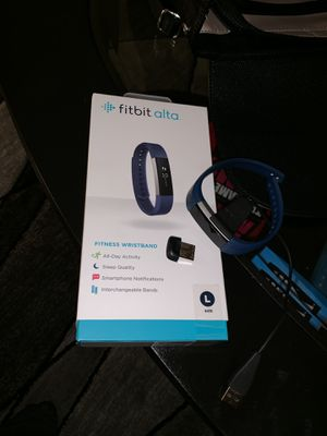 FitBit Alta Large for Sale in San Diego, CA
