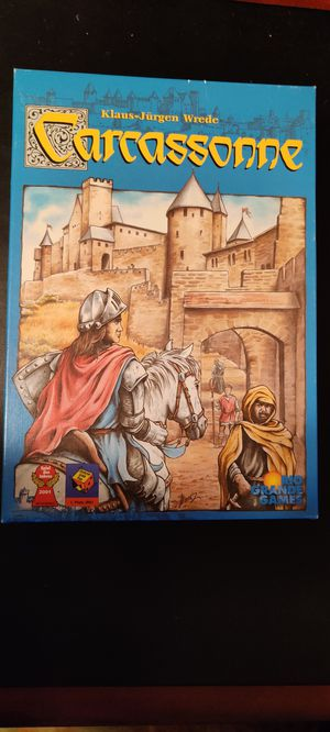 Carcassonne Board game (like new) for Sale in Greer, SC