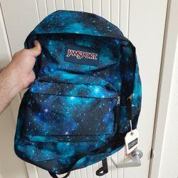 Jansport Superbreak Galaxy Backpack for Sale in Chula Vista,  CA