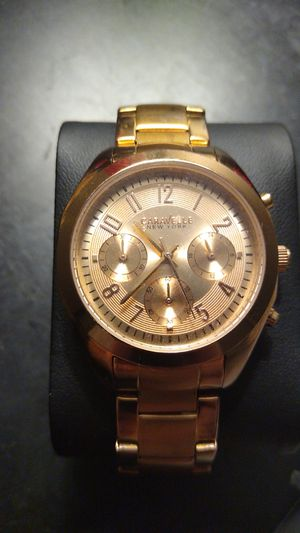 Caravelle New York watch 44L115 for Sale in Everett, WA