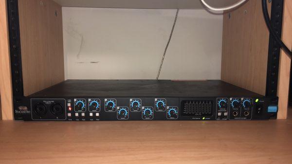 Focusrite Saffire Pro 40 | Firewire Audio interface