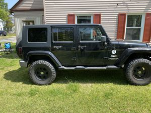 2009 Jeep Wrangler for Sale in Portsmouth, VA
