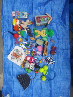 Toys Squishy ball's pokemon plus and purse 👛 for Sale in Pico Rivera, CA