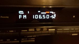Pioneer receiver 100 watt per Channel with remote for Sale in Cleveland, OH