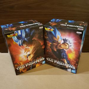 Dragon Ball Super Tag Fighters Golu and Vegeta Figures for Sale in San Diego, CA