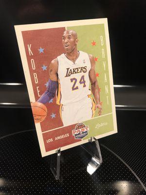 **2012-13 Panini Kobe Bryant Collectible Card**Lakers Jersey 24 Black Mamba Memorabilia**Past & Present**MINT**$19 OBO for Sale in Carlsbad, CA