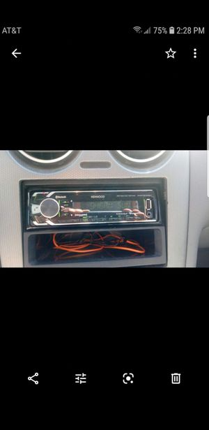 Kenwood bluetooth for Sale in Norco, CA