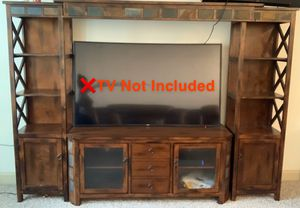 Entertainment center for Sale in Houston, TX