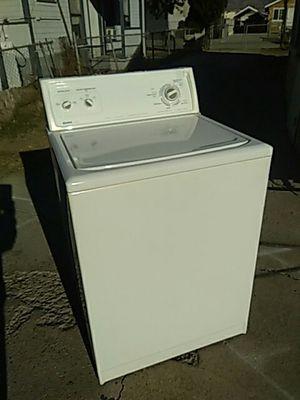 Kenmore washer super capacity good condition for Sale in San Bernardino, CA