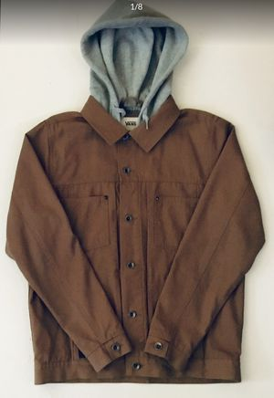VANS TWILL COTTON JACKET for Sale in San Diego, CA