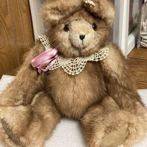Plush Fur Teddy Bear for Sale in Murrysville, PA