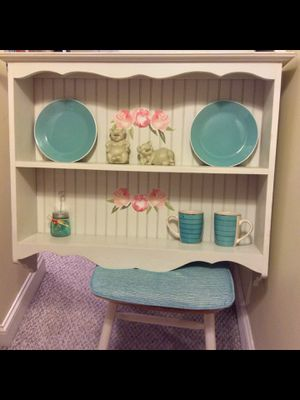 Adorable Hanging Country Shelf, Bookcase , shelves , Storage for Sale in Marshfield, MA