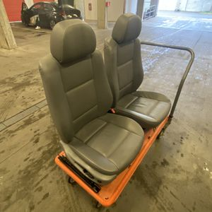 2001 BMW 330i E46 Front Seats for Sale in Seattle, WA