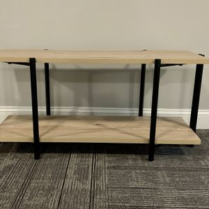 Living Room Wooden TV Stand for Sale in Raleigh, NC