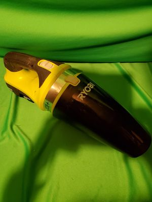 RYOBI CORDLESS 18V HAND HELD VACUUM WITH BATTERY for Sale in Beaumont, CA