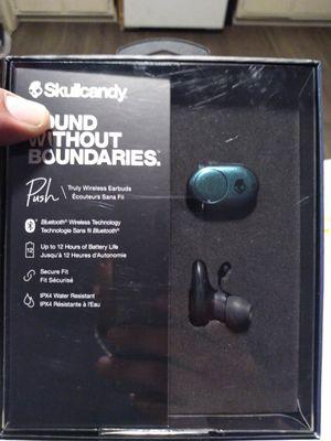 Skullcandy Bluetooth headphones for Sale in Pomona, CA