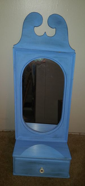 hall mirror with drawer for Sale in Portsmouth, VA