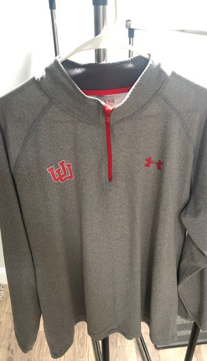 Gray Drifit track jacket size XL for Sale in Fresno, CA