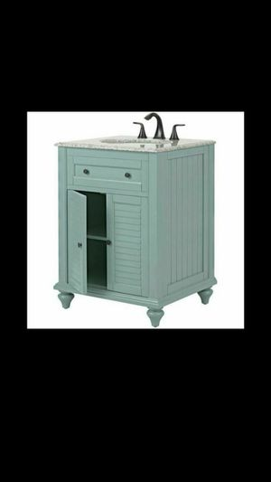 Home Decorators Bathroom Vanity for Sale in West Covina, CA