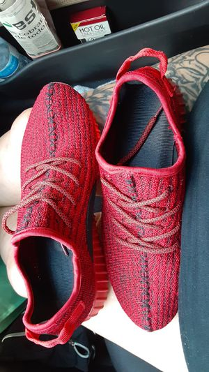 Adidas Yeezy Low Red for Sale in Fort Worth, TX