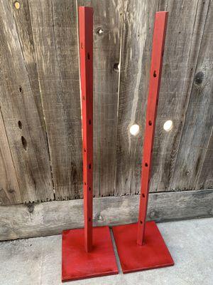 Palos para algodones 20 $ por los dos for Sale in Fresno, CA