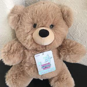 WORLDS SOFTEST Plush Teddy BEAR Stuffed Animal BEIGE Beverly Hills Teddy Bear Co for Sale in Fort Lauderdale, FL