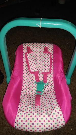 Baby doll car seat. for Sale in Mishicot, WI