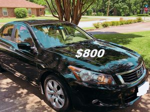 $8OO URGENT For sale 2OO9 Honda Accord EX-L V6 Run and drive very smooth, clean title!! for Sale in Chandler, AZ