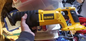 DeWalt 18 Volt Cordless Reciprocating Saw for Sale in Las Vegas, NV