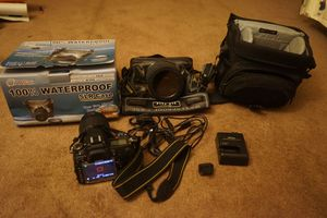 Nikon D7000 DSLR Camera Kit with Nikon 18-140mm f/3.5-5.6g ED VR for Sale in Raleigh, NC