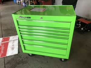 Snap on rolling tool box (BRAND NEW) for Sale in Norco, CA
