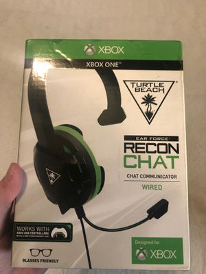 Xbox one headset for Sale in Columbus, OH