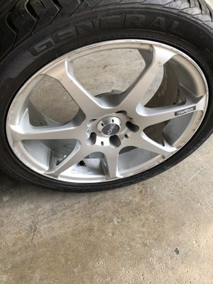 Konig wheels and tires for Sale in North Olmsted, OH