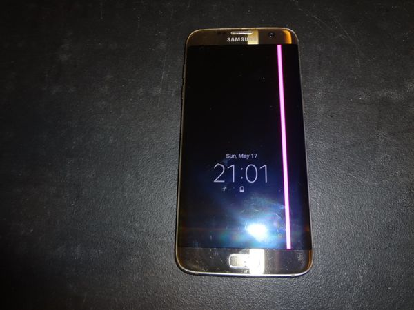 SAMSUNG GALAXY S7 EDGE FOR AT&T GOOD CONDITION