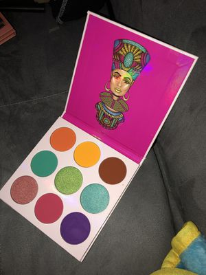 Juvia's Place The Zulu Palette Authentic ! for Sale in Modesto, CA