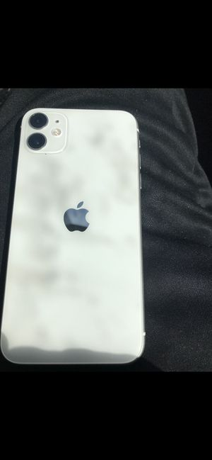 Brand new iPhone 11 White 128GBs. Included AirPods Gen 2 for Sale in Chula Vista, CA