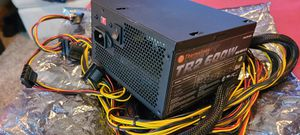 Thermaltake 600w power supply for Sale in Bothell, WA