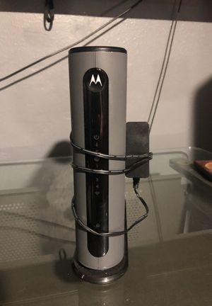 Motorola MG7315 router/modem combo for Sale in Seminole, FL