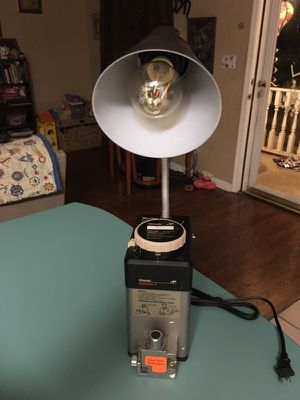 Old anesthesia medical device, steampunk lamp for Sale in Knoxville, TN