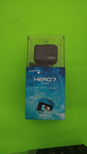 HERO 7 SILVER, GoPro, Hero for Sale in San Diego, CA