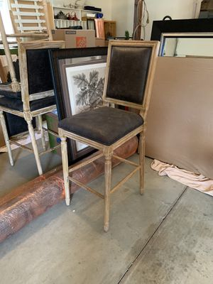 """Bar Stools. 30"""" seat height. for Sale in Fresno, CA"""